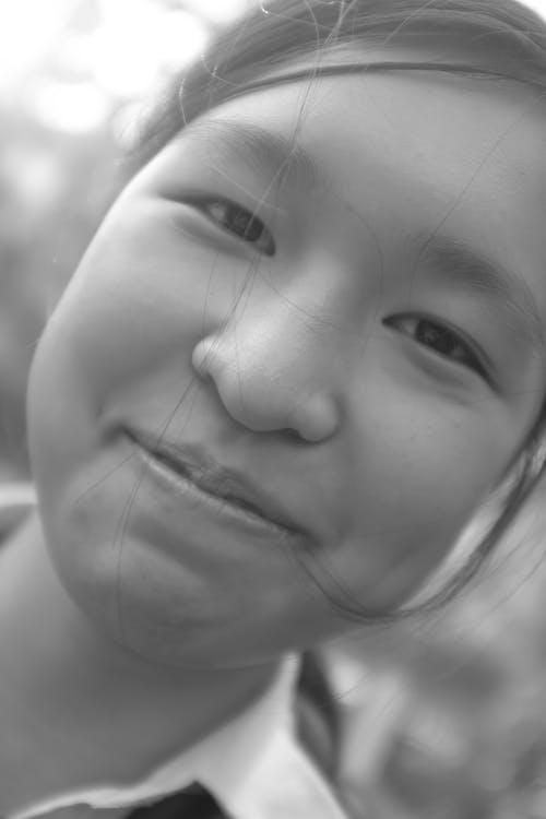 Gratis stockfoto met eenkleurig, eerlijk, portret, shanghai