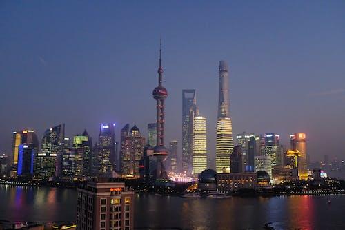 Gratis stockfoto met de inkeping, shanghai