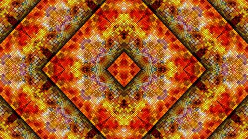 Foto d'estoc gratuïta de art del caleidoscopi, art fractal, art generatiu, artesania