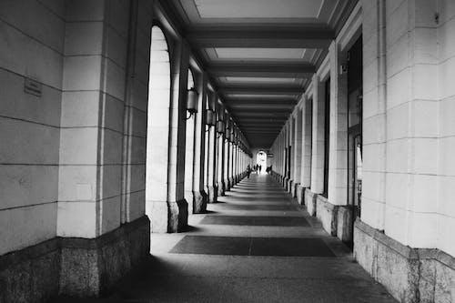 Ilmainen kuvapankkikuva tunnisteilla arkkitehtuuri, aula, ihmiset, moderni