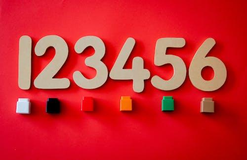 Gratis stockfoto met afsluiten, drie, geel, getallen