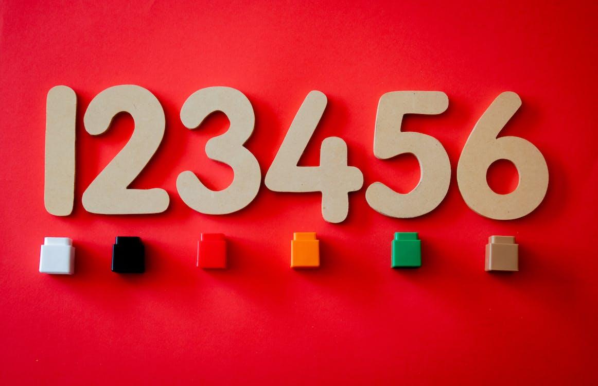 123456 Wall Decor