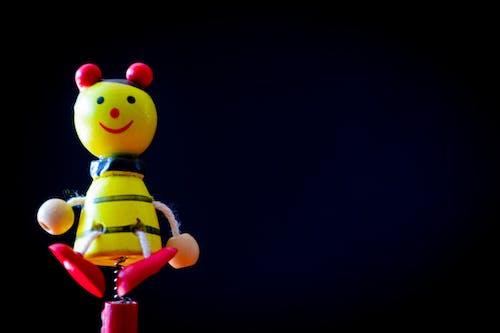 おもちゃ, インドア, 可愛い, 蜂の無料の写真素材