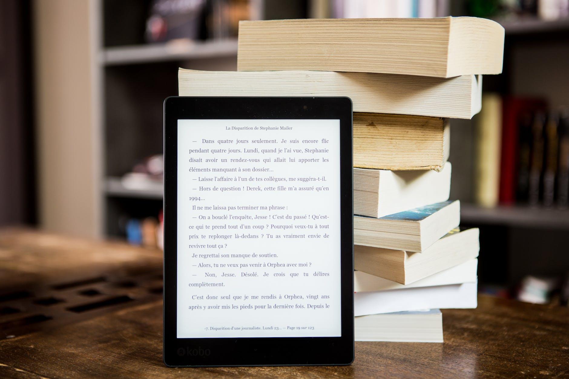 e-book business businezvalue