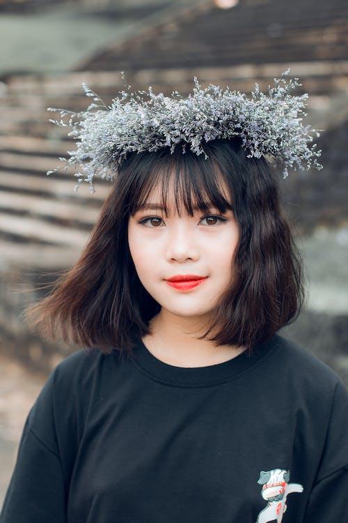 Základová fotografie zdarma na téma asiatka, asijská holka, denní, hezký