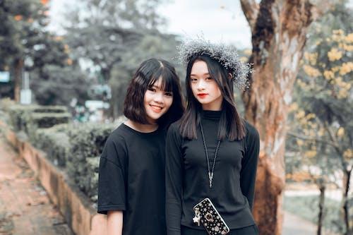 Základová fotografie zdarma na téma asijské holky, denní, focení, hezký