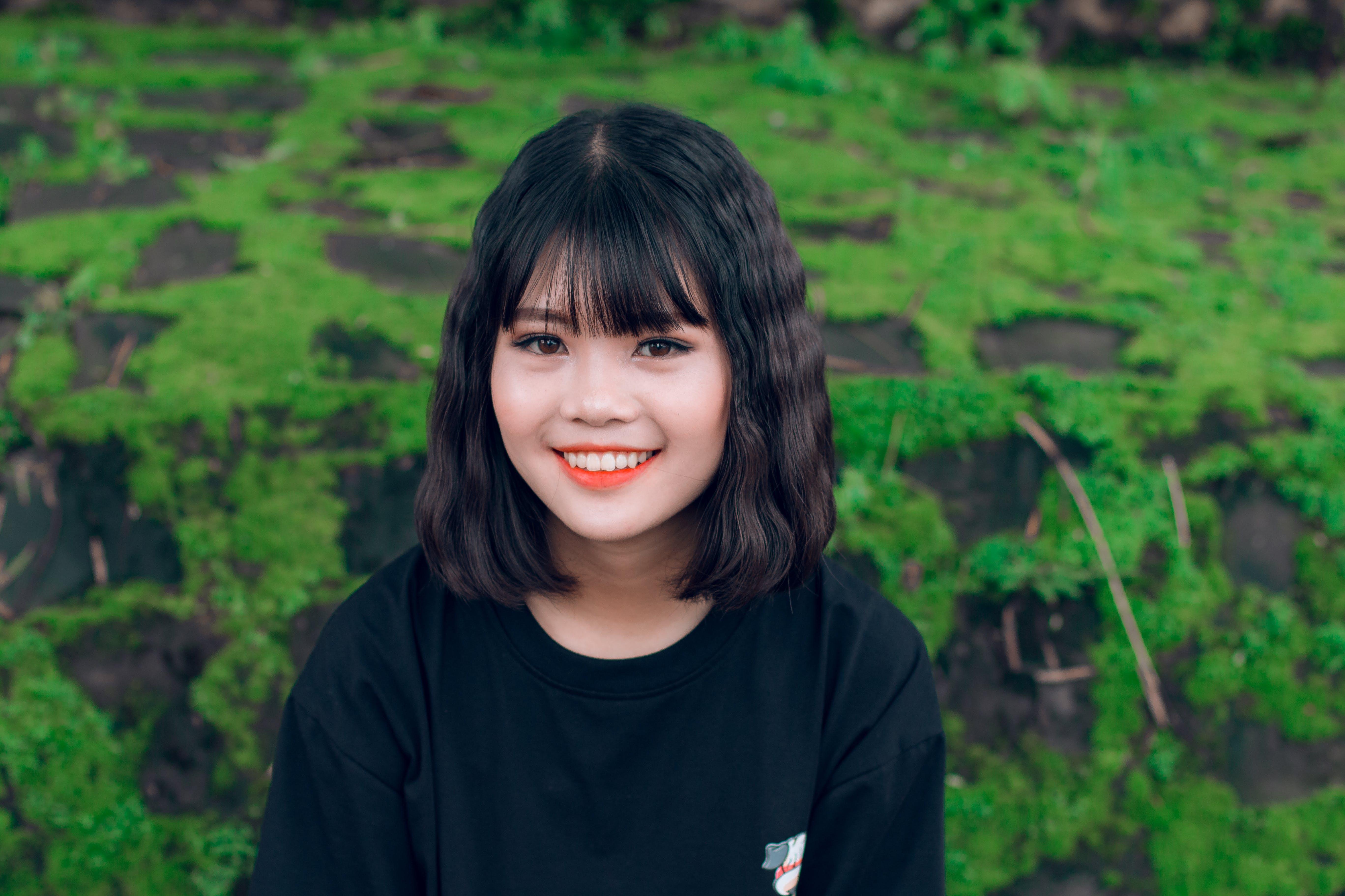 공원, 귀여운, 미소, 미소 짓는의 무료 스톡 사진