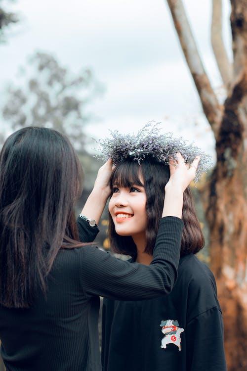 Gratis stockfoto met aantrekkelijk mooi, Aziatische meisjes, dag, fashion