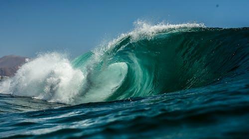 H2O, 天性, 性質, 招手 的 免费素材照片