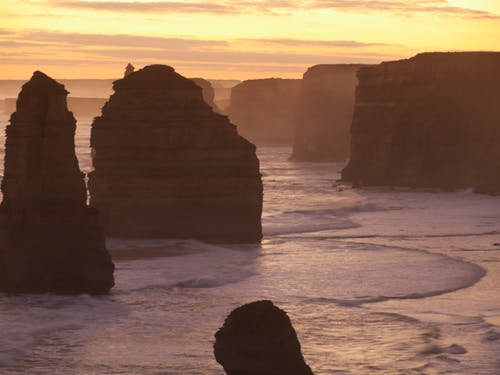 Free stock photo of 12 Apostles, great ocean road, Nature and wildlife