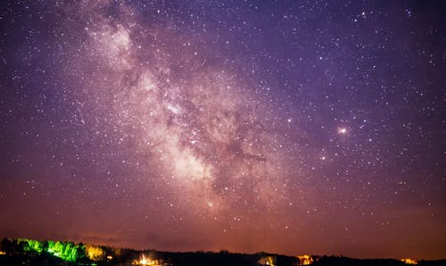 Free stock photo of astrophotography, cosmos, darkness, galaxy