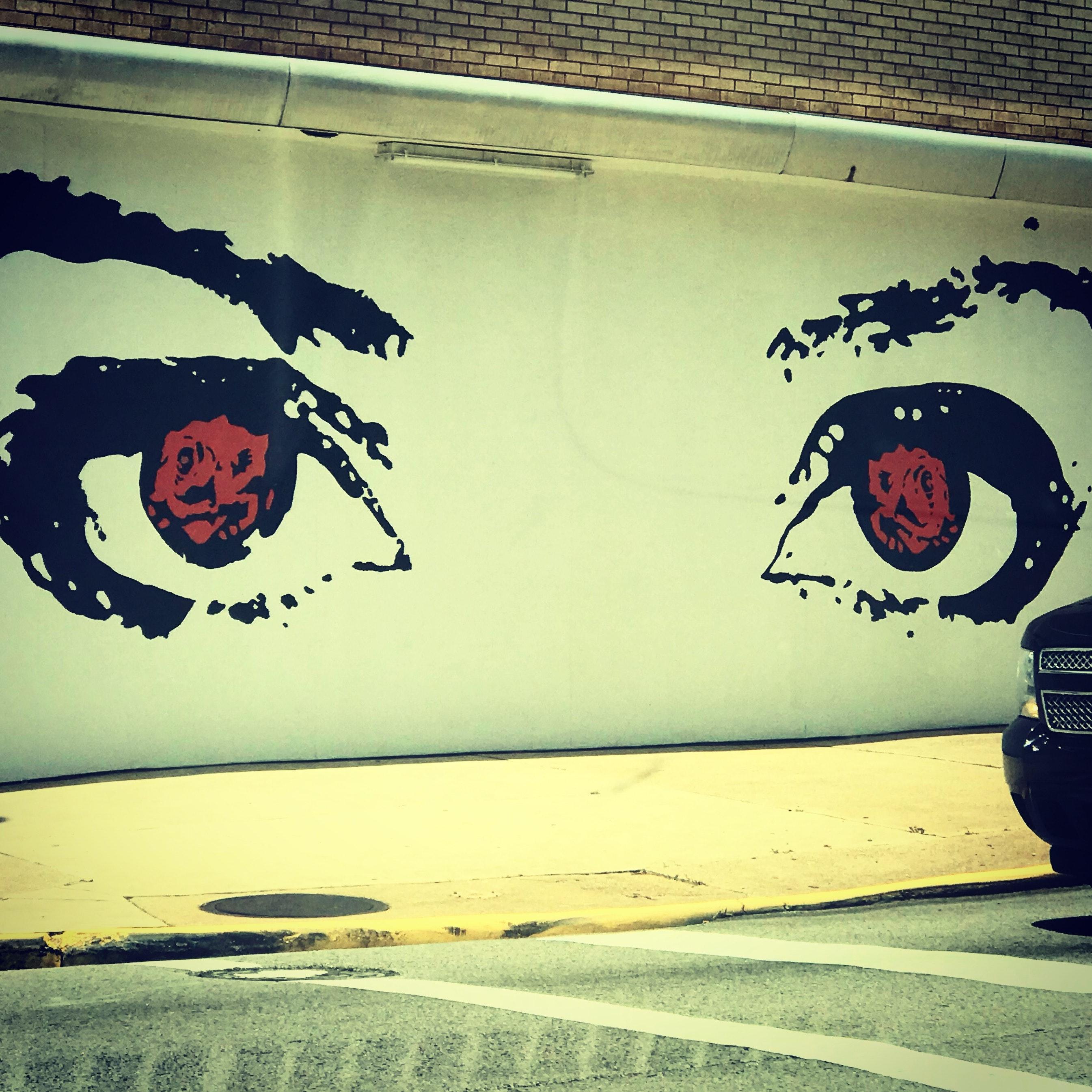 Free stock photo of wall art