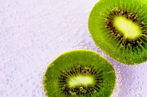 Green Kiwi Fruits