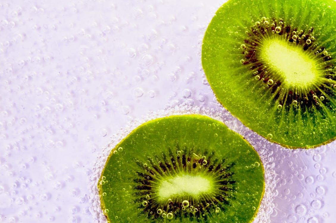 Green Kiwi Fruits