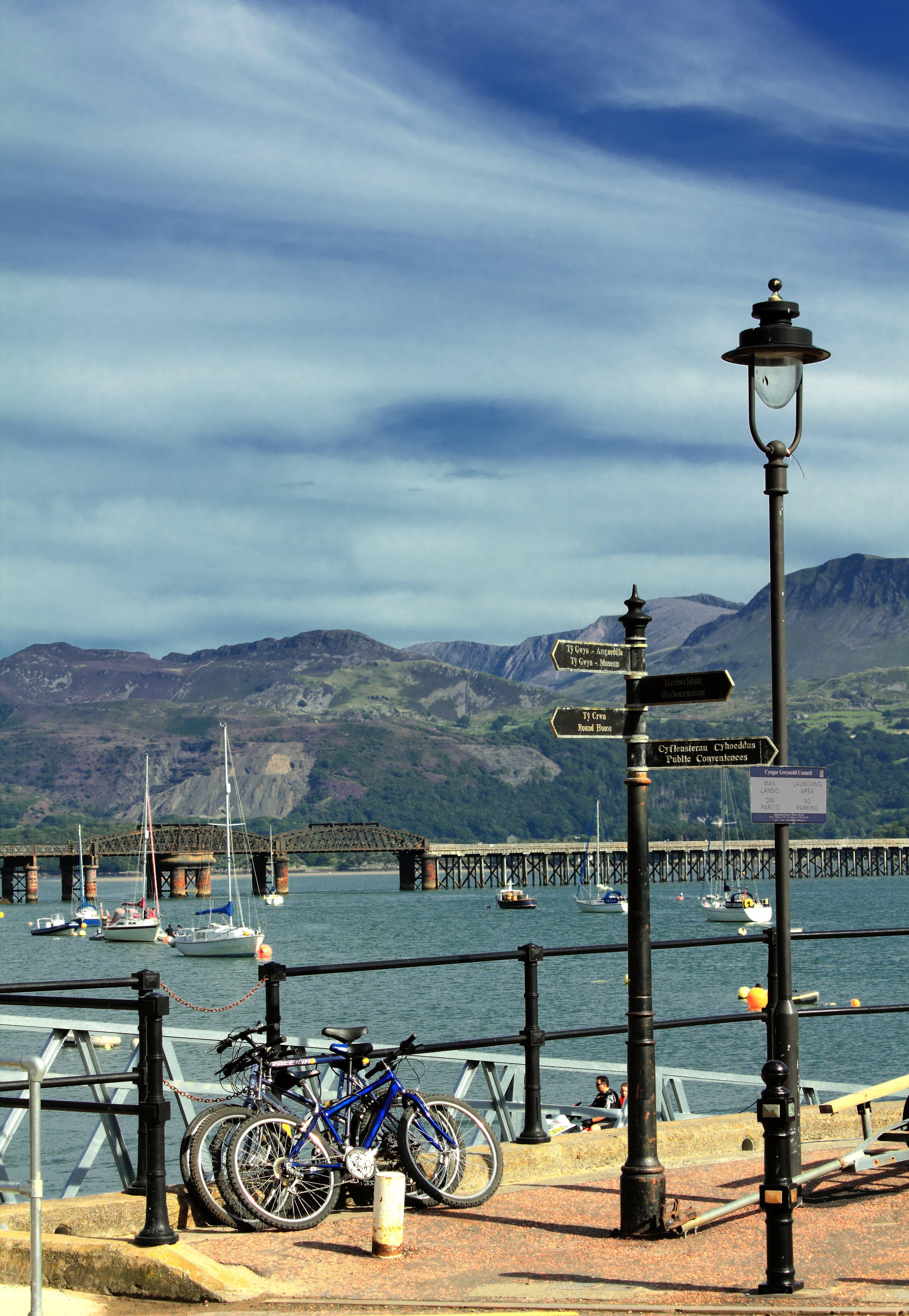 Photos gratuites de bateaux, ciel, côte, côtier