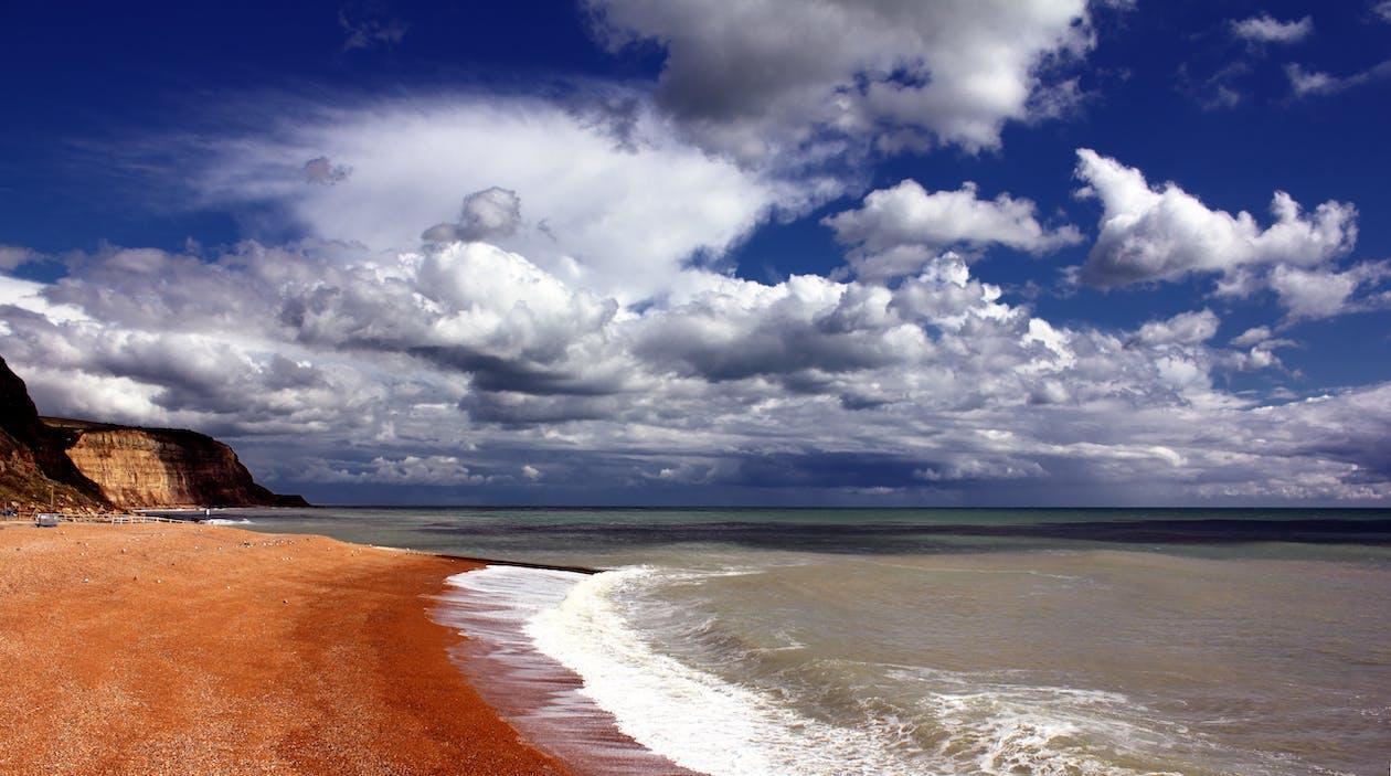 берег, береговая линия, вода