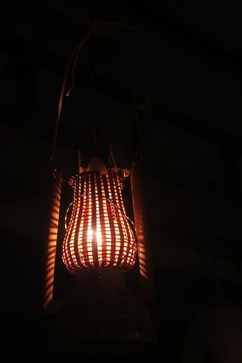 Foto d'estoc gratuïta de llanterna brillant