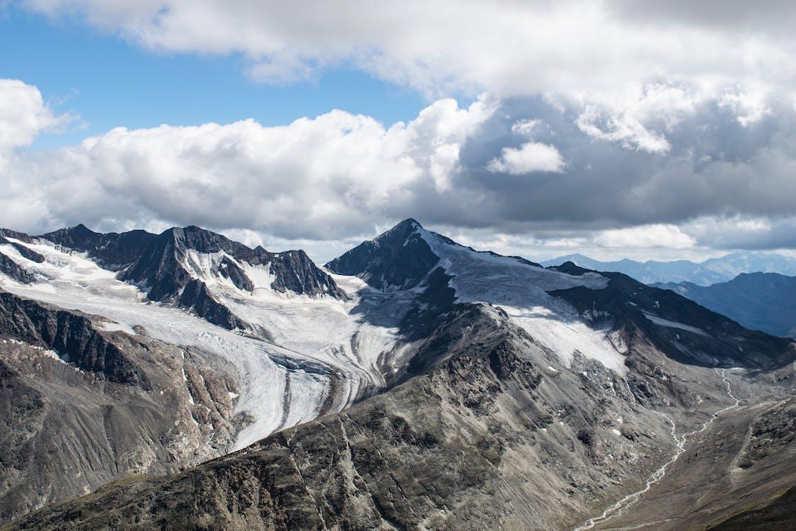 冰河, 天性, 天空