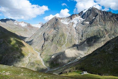 Photos gratuites de alpes, cabane, montagnes