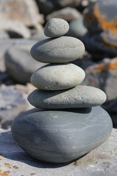 Free stock photo of rocks, stacked, stones, rock