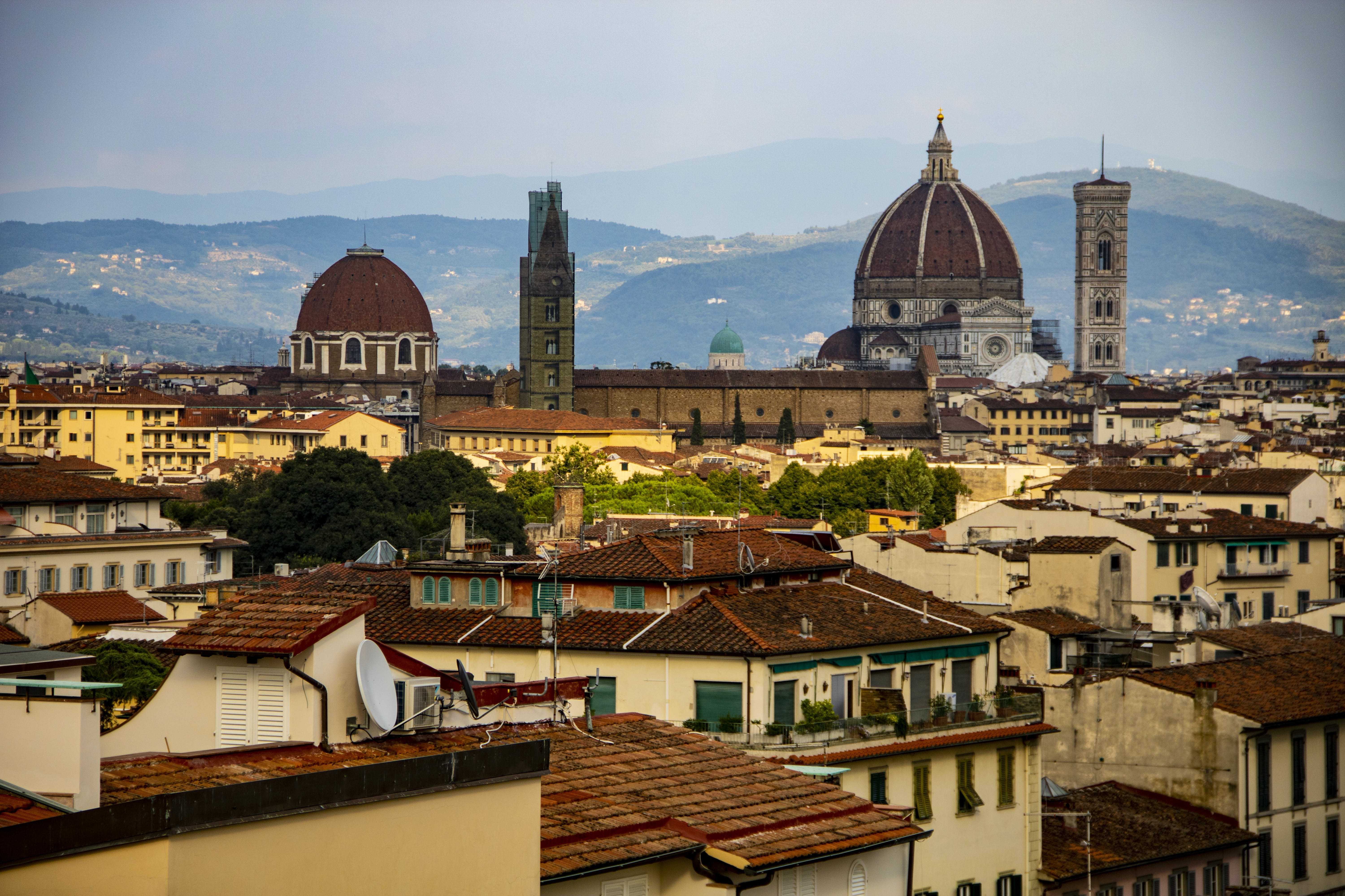 Free stock photo of florence, florence cathedral, italy
