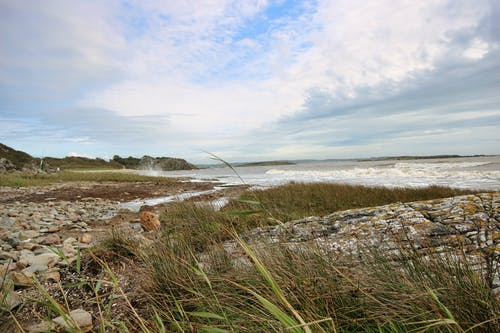Free stock photo of beach, blue, cloud, Galloway