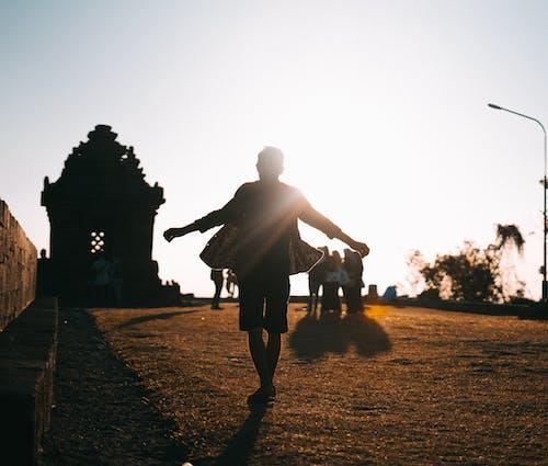 Δωρεάν στοκ φωτογραφιών με Ανατολή ηλίου, άνδρας, άνθρωπος, αυγή