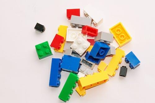 Free stock photo of blocks, building, children's, childs