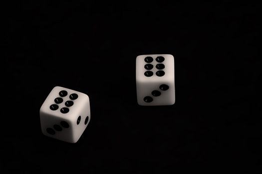 Free stock photo of casino, playing, white, black