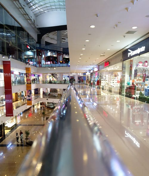 Kostenloses Stock Foto zu einkaufszentrum in mumbai