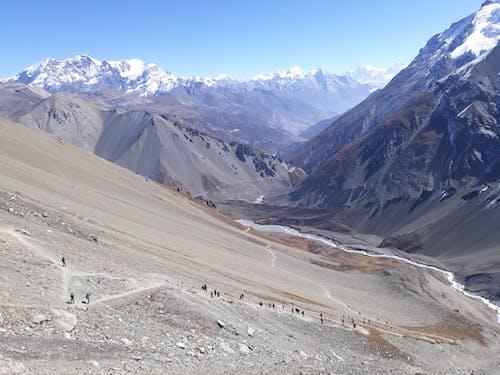 Foto profissional grátis de caminhada, Himalaia, Nepal, tilicho