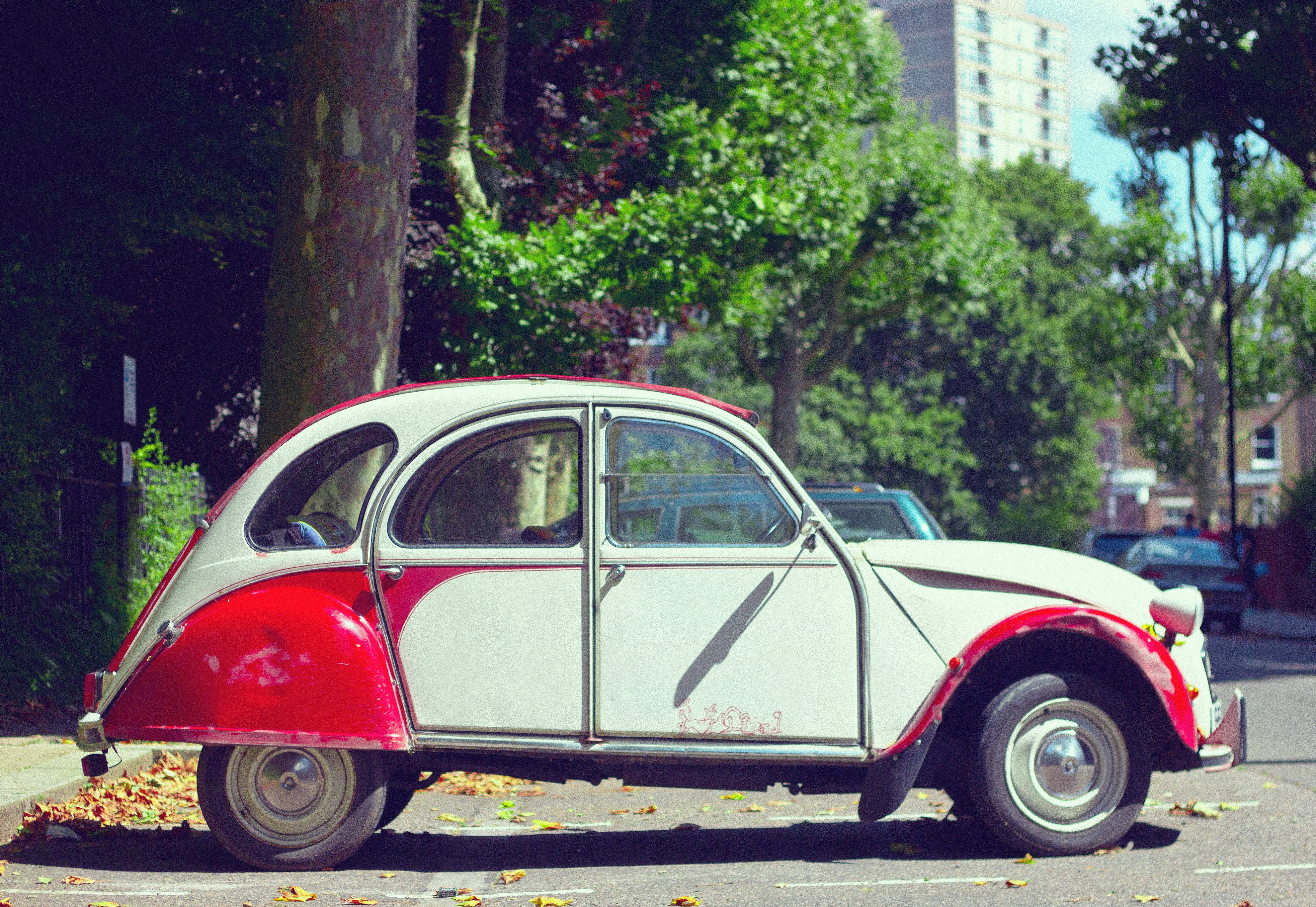 Free stock photo of street, car, vintage, old