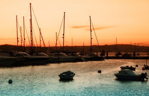 Free stock photo of boats, brixham, Brixham Harbour, devon