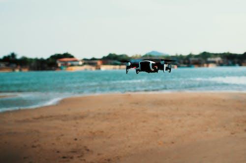 Darmowe zdjęcie z galerii z aparat, dron, makro, morze