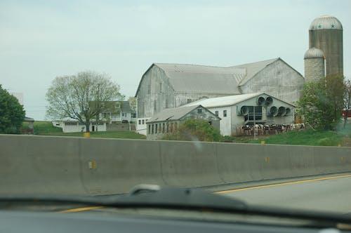 下田, 穀倉, 耕作, 農場 的 免费素材图片