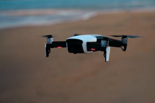 Kostenloses Stock Foto zu drohne, fliegen, kamera, makro