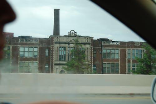 工廠, 老工廠, 路易斯维尔 的 免费素材图片