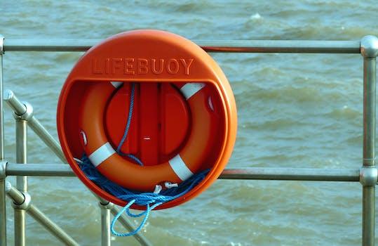 Free stock photo of sea, water, ocean, rope