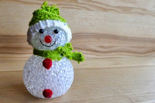 Free stock photo of christmas, christmas decoration, cute, snow
