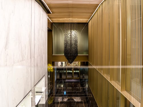天花板, 室內, 室內設計, 旅館 的 免费素材图片