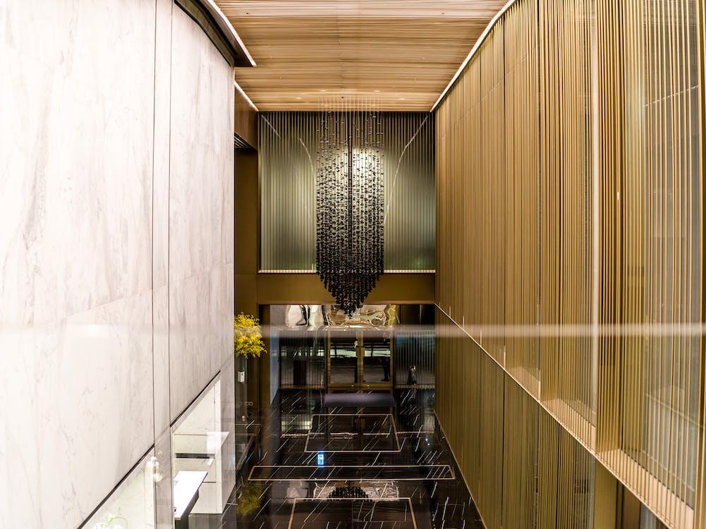 архітектура, всередині, готель