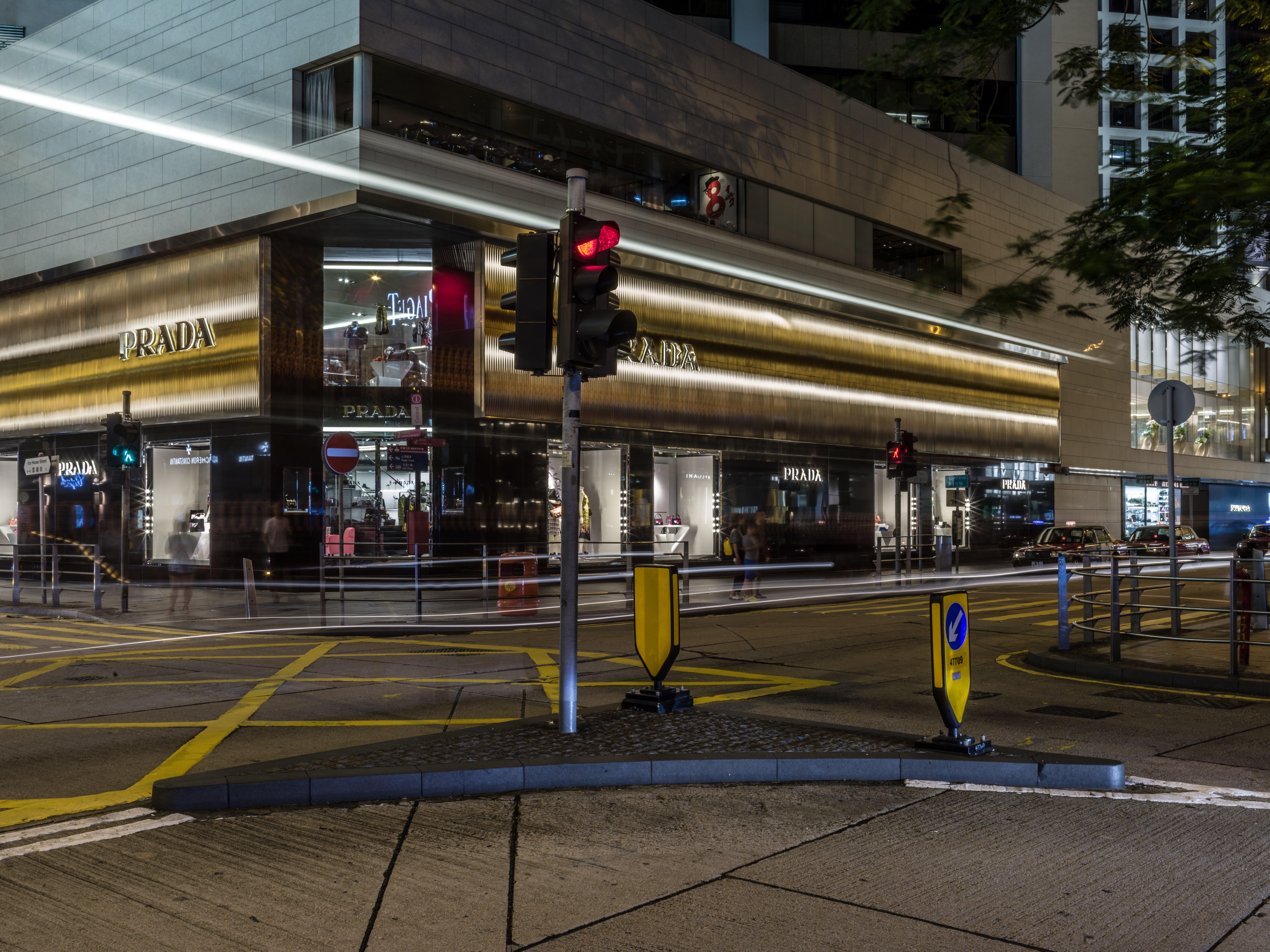 シティ, 光の線, 通り, 道路の無料の写真素材