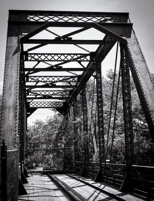 ağır metal, endüstriyel alan, siyah ve beyaz, tarihi içeren Ücretsiz stok fotoğraf