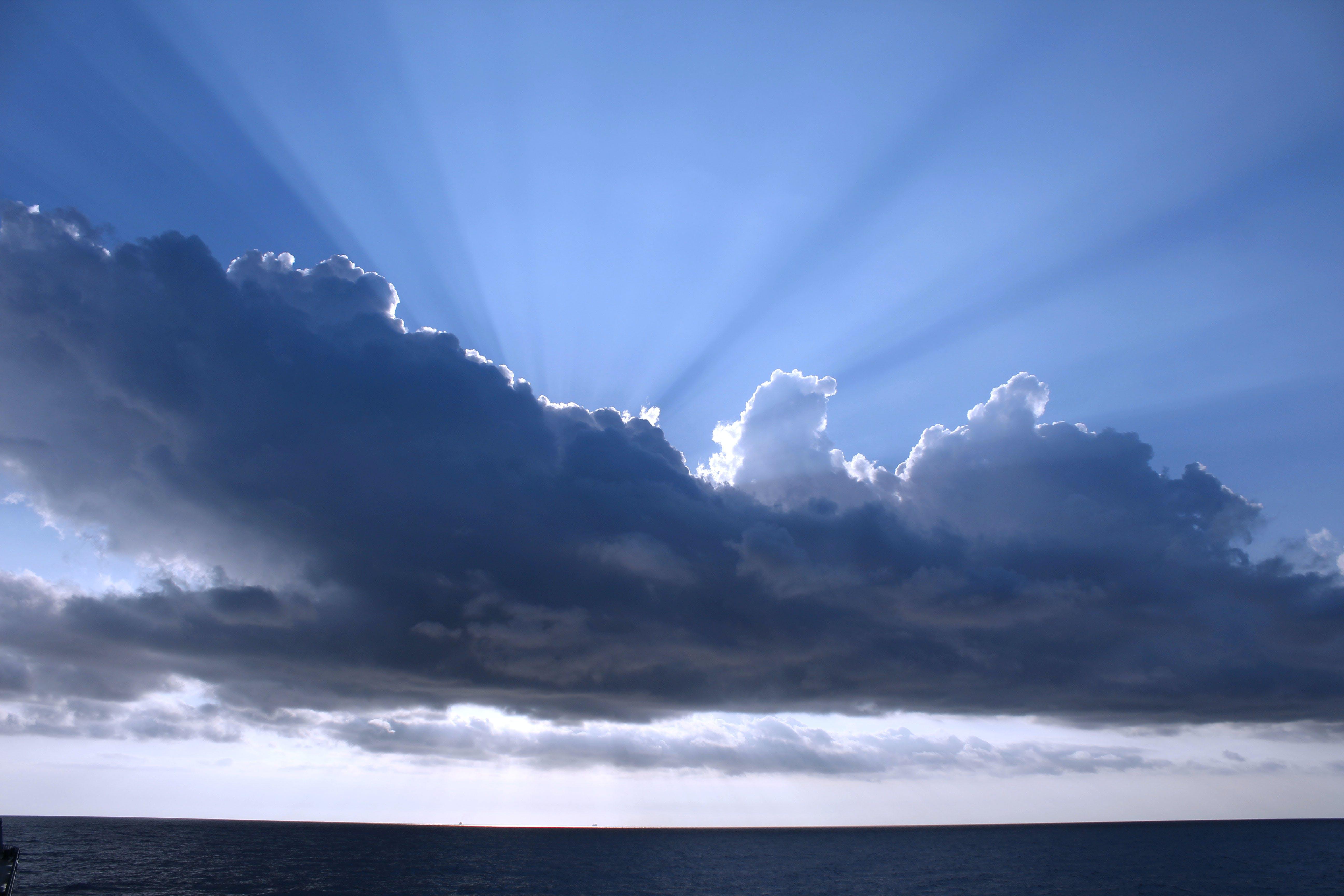 Free stock photo of sunshine, blue sky, religious
