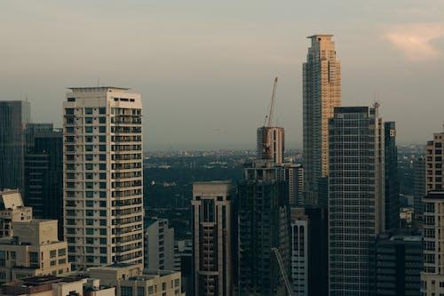 Immagine gratuita di alba, appartamento, architettura, centro città