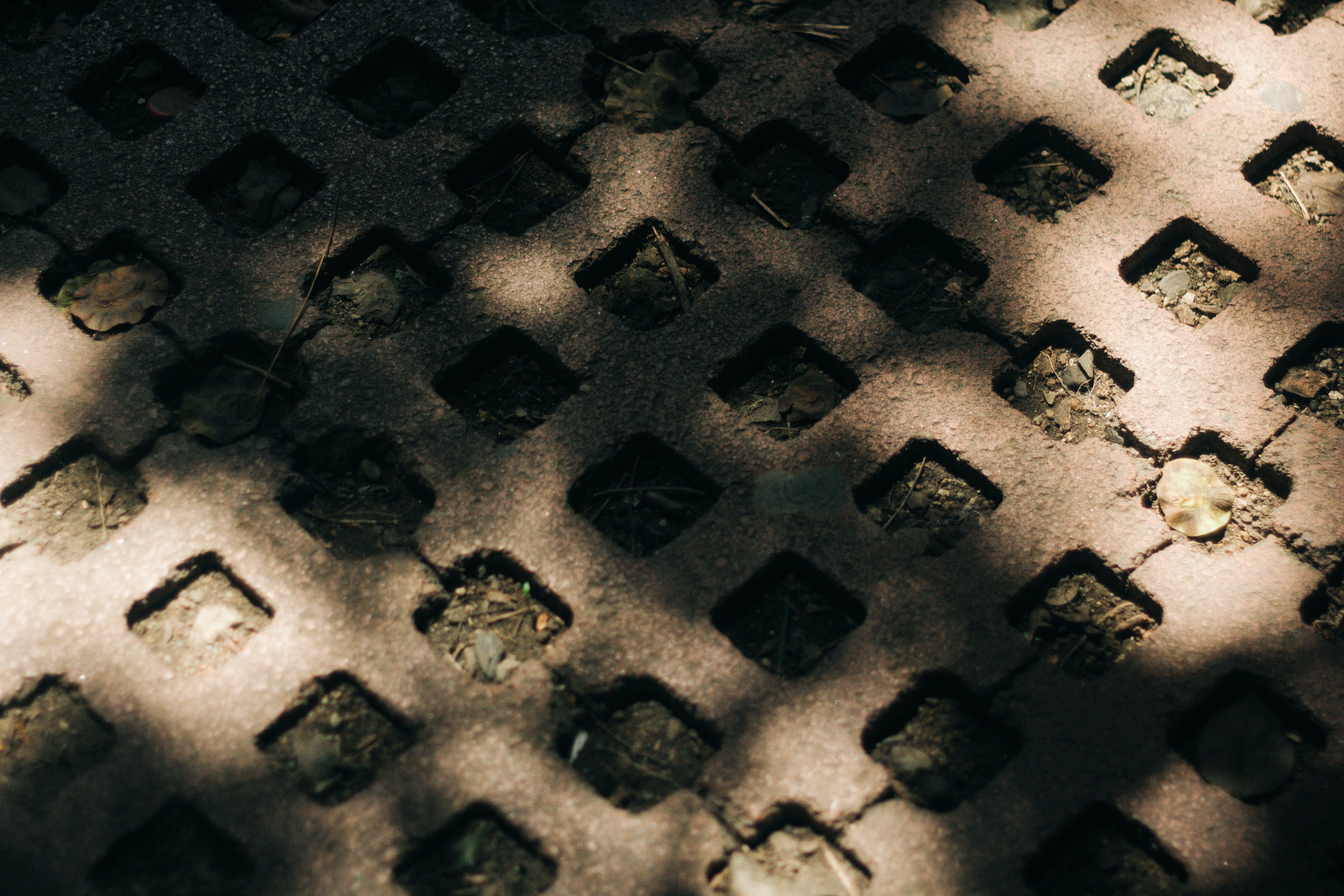 Free stock photo of floor, pavement, shadows