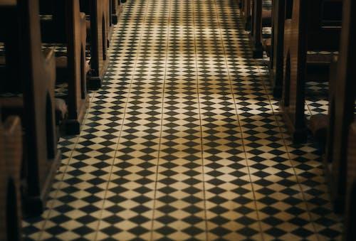 Free stock photo of chapel, church, corridor