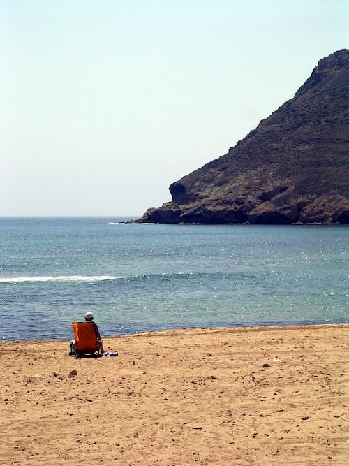 Free stock photo of almeria, beach, playazo, summer