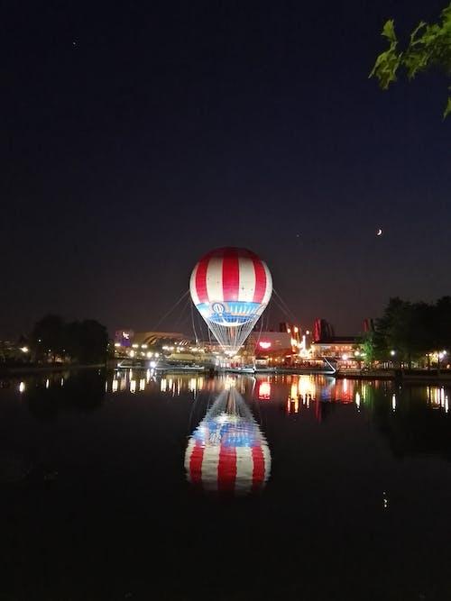 Free stock photo of balloon, hotair balloon