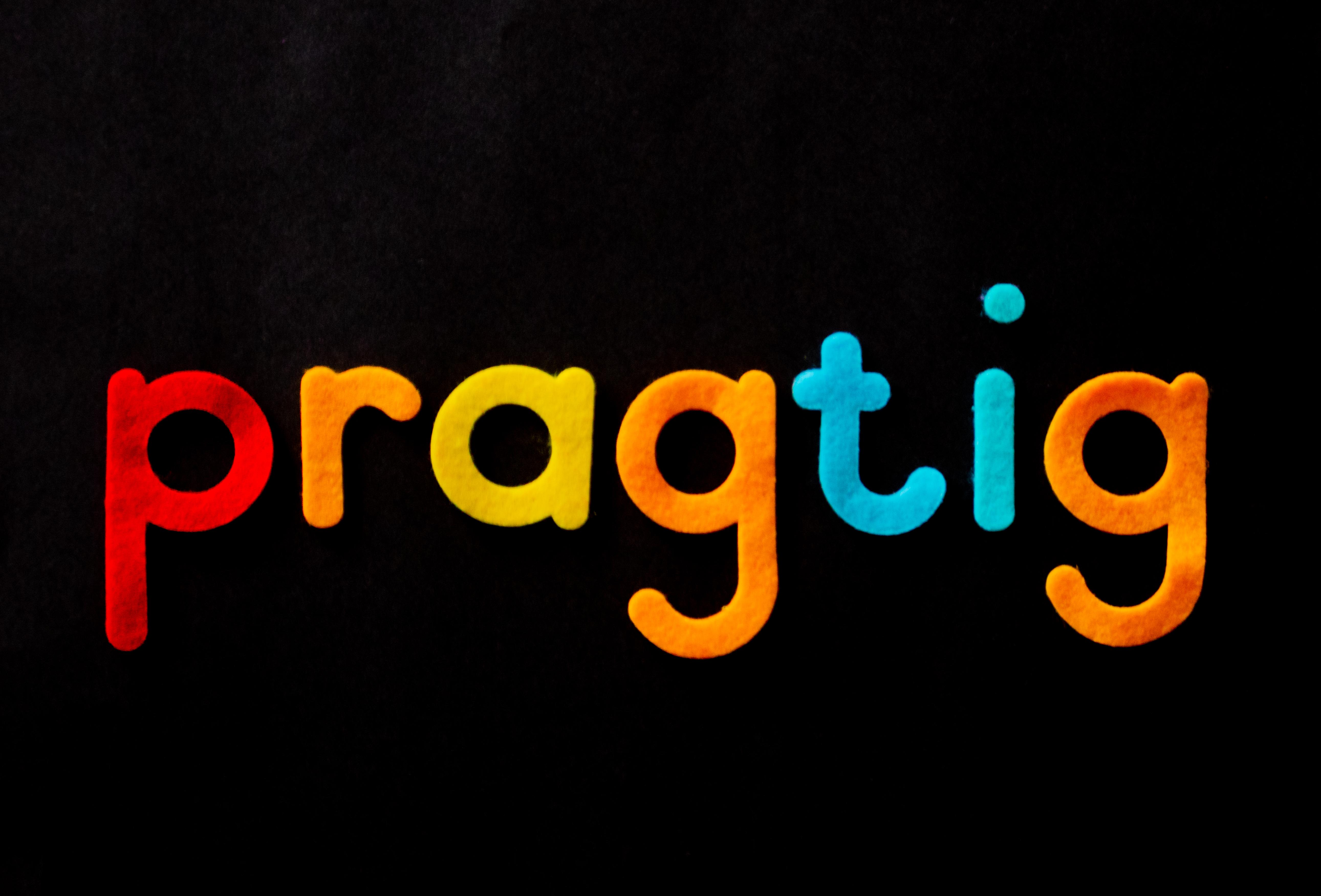 Pragtig Logo